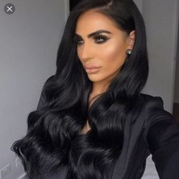BELLAMI Other - Off black BOOGOTTI hair extensions. 22 inch 340 g ebcdf02d5
